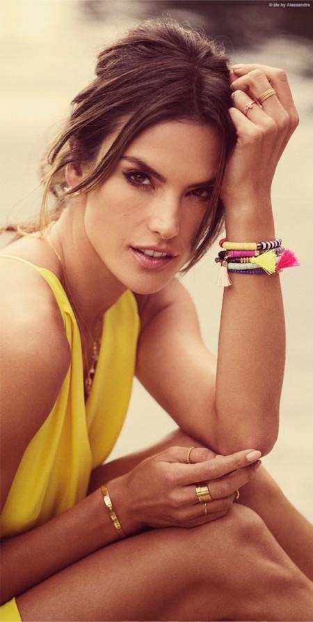 Alessandra Ambrosio expande su marca: ahora crea una línea de joyería