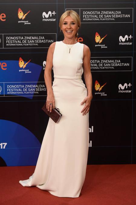 festival de cine de san sebastian alfombra roja Cayetana Guillen Cuervo