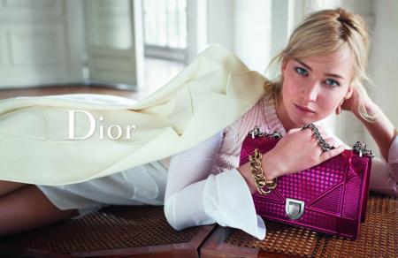 Jennifer Lawrence Spring Summer 2016 Dior Campaign Credit Dior 2