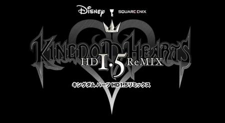 El inesperado 'Kingdom Hearts HD 1.5 ReMIX' ya cuenta con un primer tráiler animado [TGS 2012]