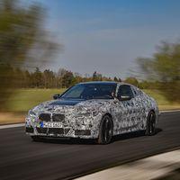 ¡Confirmado! El BMW Serie 4 Coupé tendrá hasta 374 CV, será mild-hybrid y ya está en su fase final de pruebas