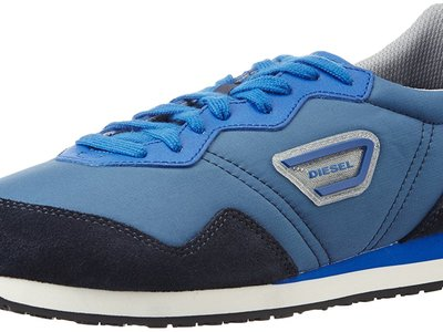Zapatillas Diesel Kursal azules desde 30,30 euros en Amazon con envío gratuito