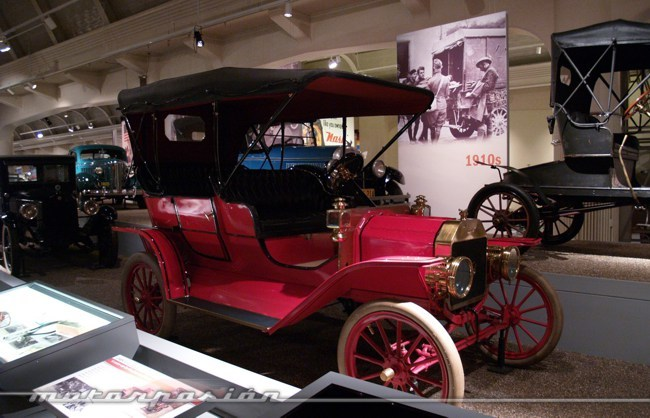 Henry Ford Museum (Ford Model T) 13