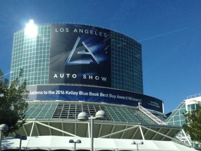 Salón de Los Ángeles 2015. Estas son las novedades que no te puedes perder