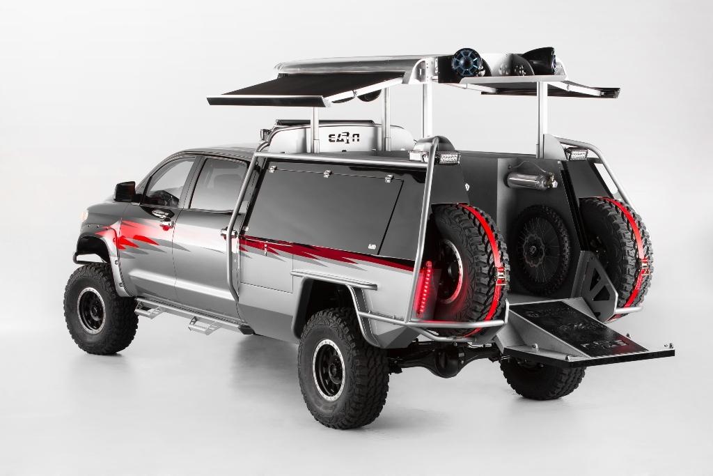 Toyota Lets Go Moto Tundra 17 17