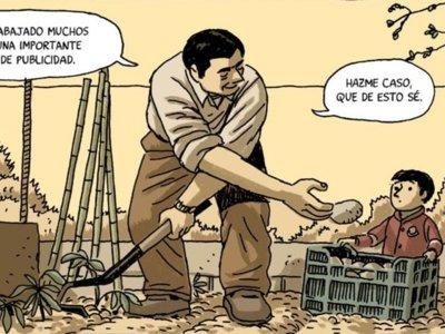 6 cómics más sobre relaciones paterno-filiales