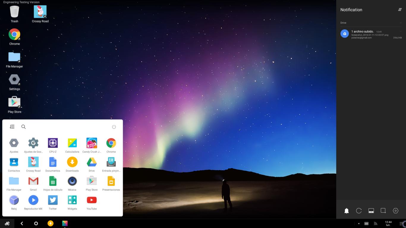 Remix OS, toma de contacto: así es la propuesta más ambiciosa para llevar Android al PC