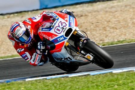 Ducati prepara la ofensiva para MotoGP 2018 con Dovizioso a ritmo de récord, Lorenzo muy rápido y Rabat sorprendiendo