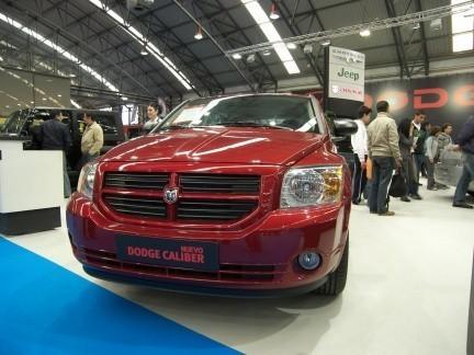 Dodge Caliber en el Salón de Vigo