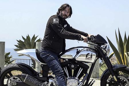 No es un error en Matrix, Keanu Reeves presentará tres nuevas Arch en el EICMA