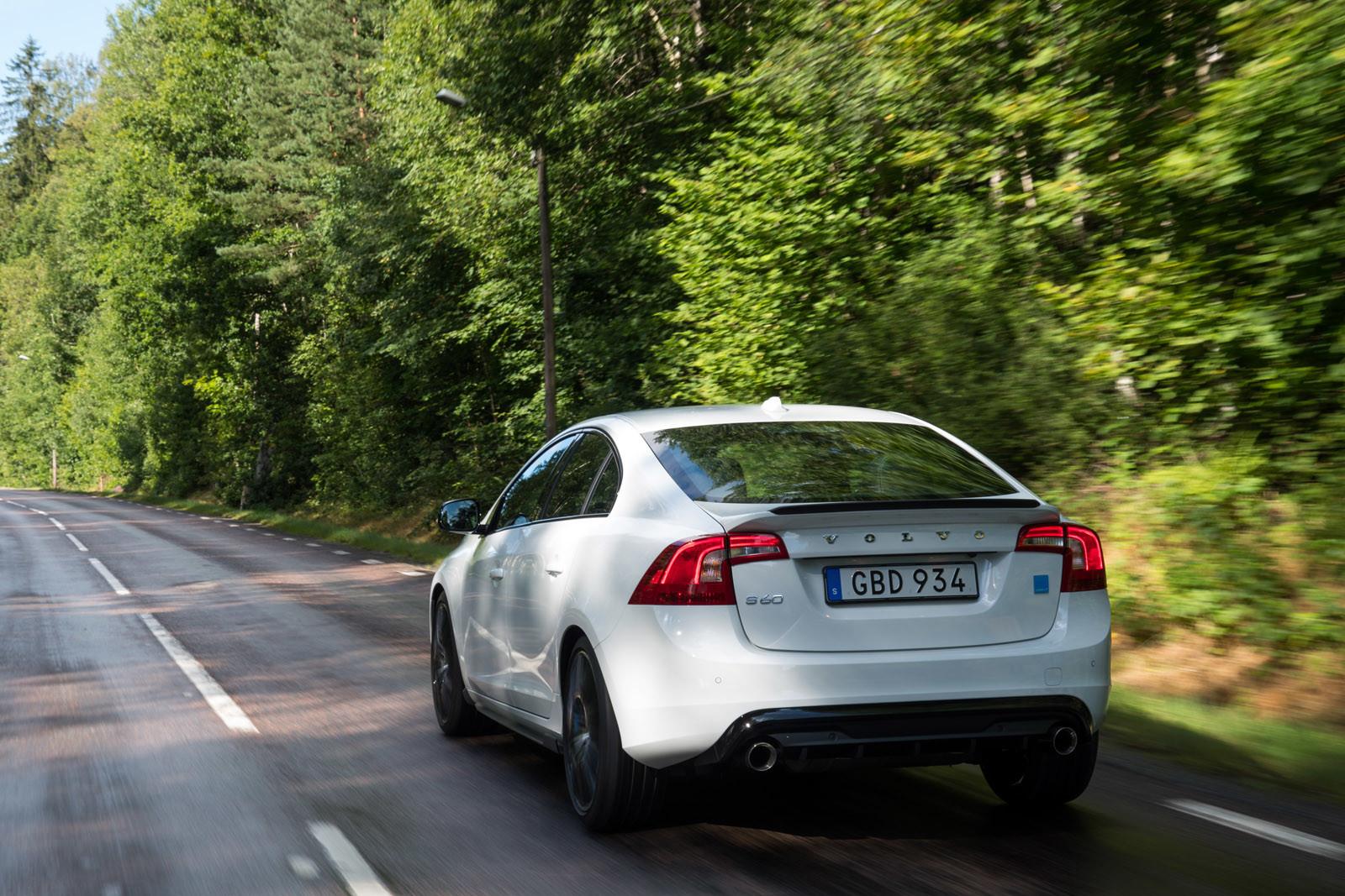 Foto de Volvo S60 y V60 Polestar 2018 (8/14)