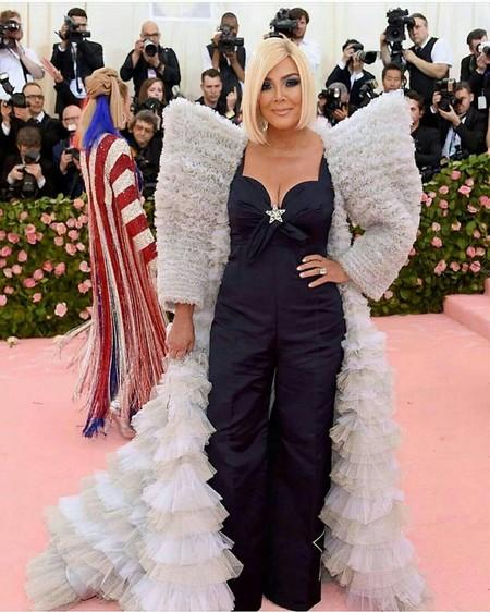 Gala MET 2019: Kris Jenner apuesta por un cambio de look absoluto