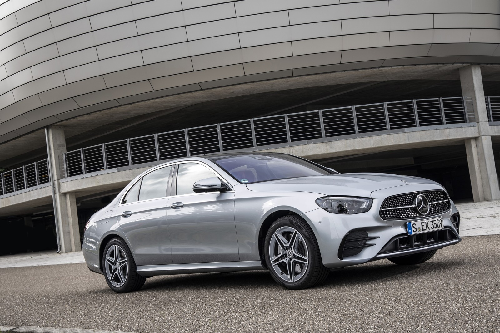 Foto de Mercedes-Benz Clase E 2020, prueba contacto (131/135)