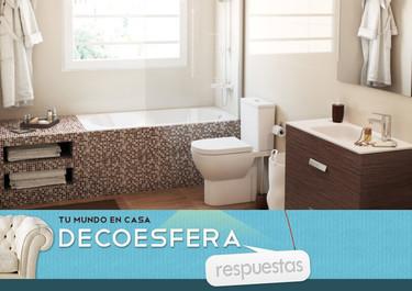 ¿Cómo redecorarías tus baños? La pregunta de la semana