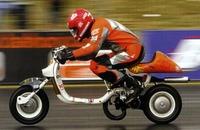 Lambretta a más de 180 Km/h