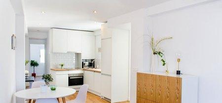 Home Staging: Un apartamento de 50 m² con vistas a los tejados de Zaragoza