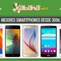 ¿Buscas smartphone de altas prestaciones? Los tienes  desde 300 euros: precios libres y con operadoras