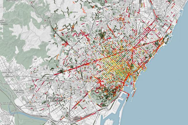 Smellmap Barcelona