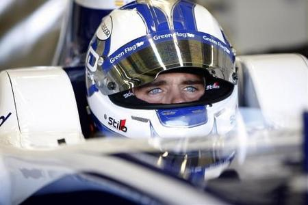 Andy Soucek confirmado con Virgin Racing