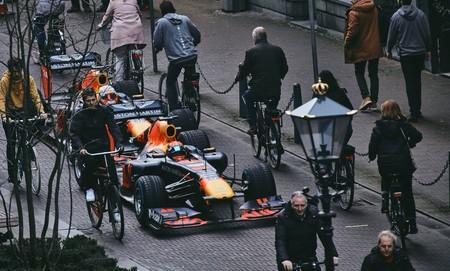 Holanda Red Bull F1 5
