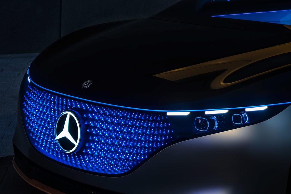 Mercedes-Benz y NVIDIA se asocian para crear lo que según ellos será