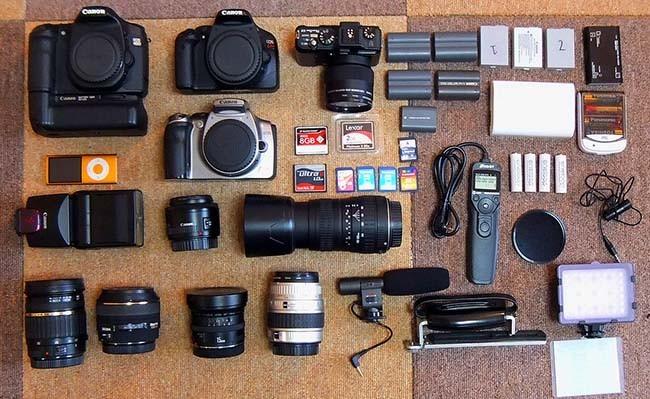 ¿Cómo guardas y mantienes tu equipo fotográfico?: La pregunta de la semana