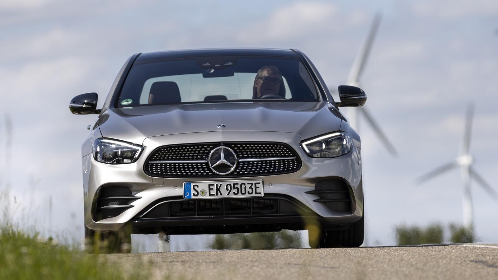 Foto de Mercedes-Benz Clase E 2020, prueba contacto (72/135)