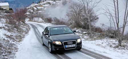 Práctico: cómo conducir con nieve o hielo de forma segura