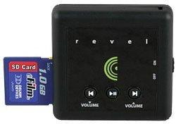 Delkin Revel, MP3 basado en tarjeta de memoria