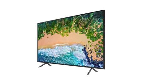 Samsung UE40NU7192: 40 pulgadas 4K inteligentes por sólo 319,99 euros en Oportunidades DIA