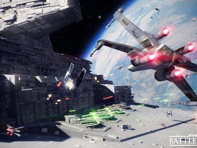 Star Wars Battlefront II: se filtra el tráiler que muestra cómo serán las batallas espaciales