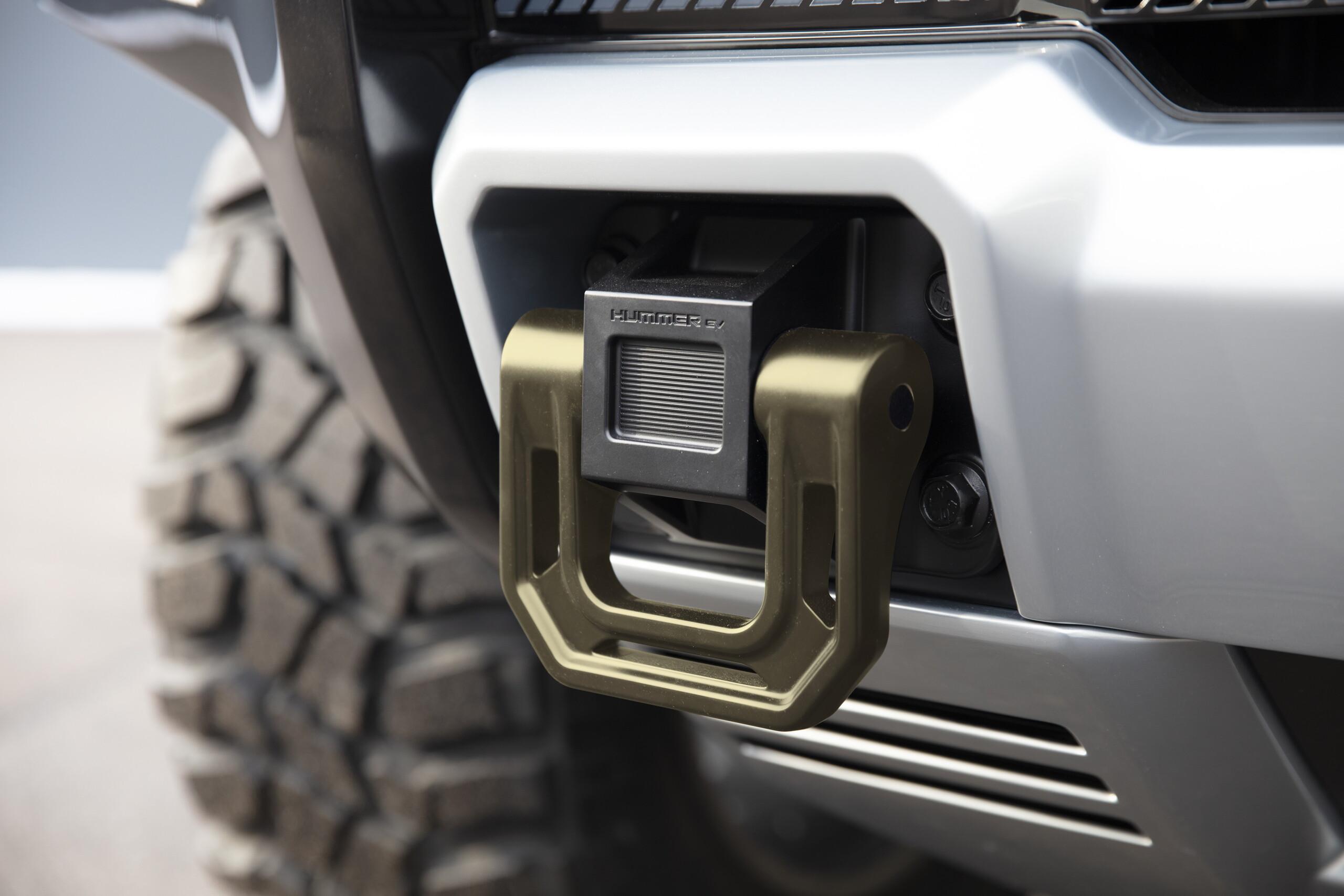 Foto de Hummer EV SUV 2024 (32/53)