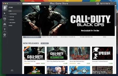 Llega la Mac Game Store, una nueva tienda digital sólo para juegos de mac