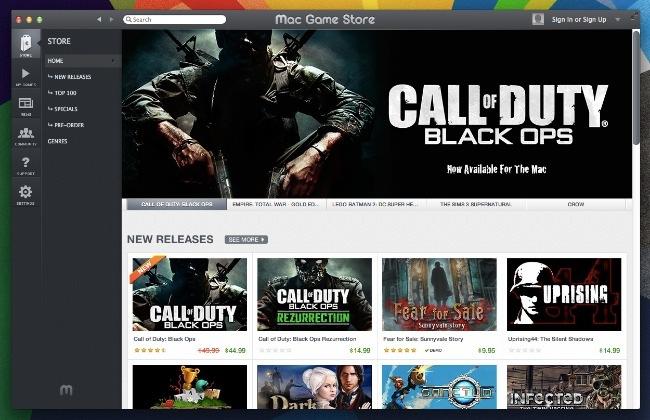 Mac Games Store