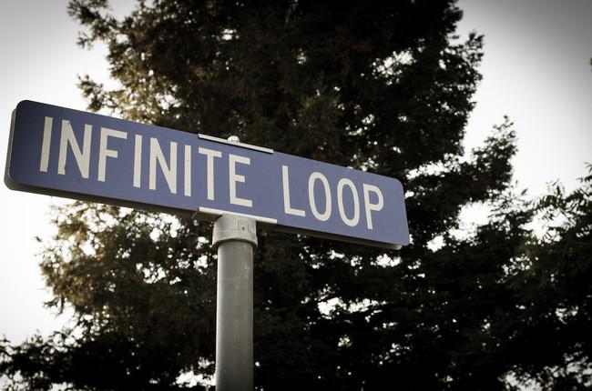 Senal Infinite Loop