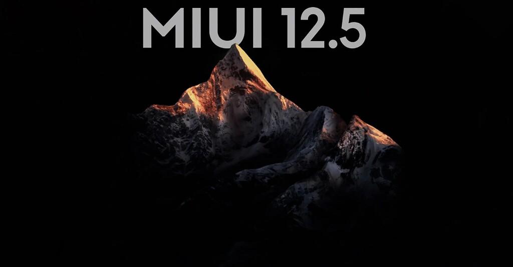 MIUI 12.5: todas las novedades y móviles Xiaomi que se actualizarán
