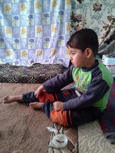 Sanidad Guerra Siria 2