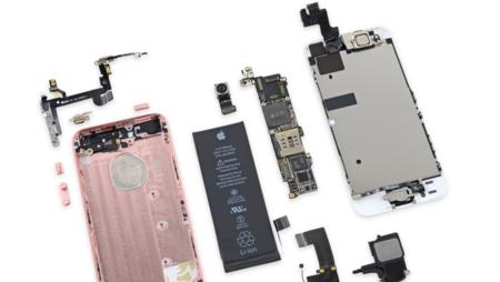 iPhone SE iFixit