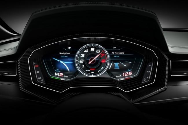 Audi Quattro Sport Cuadro
