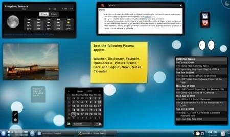KDE 4.2 liberado
