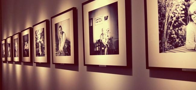 Fotógrafos fotografiados, la nueva exposición de Estela de Castro en Tabacalera