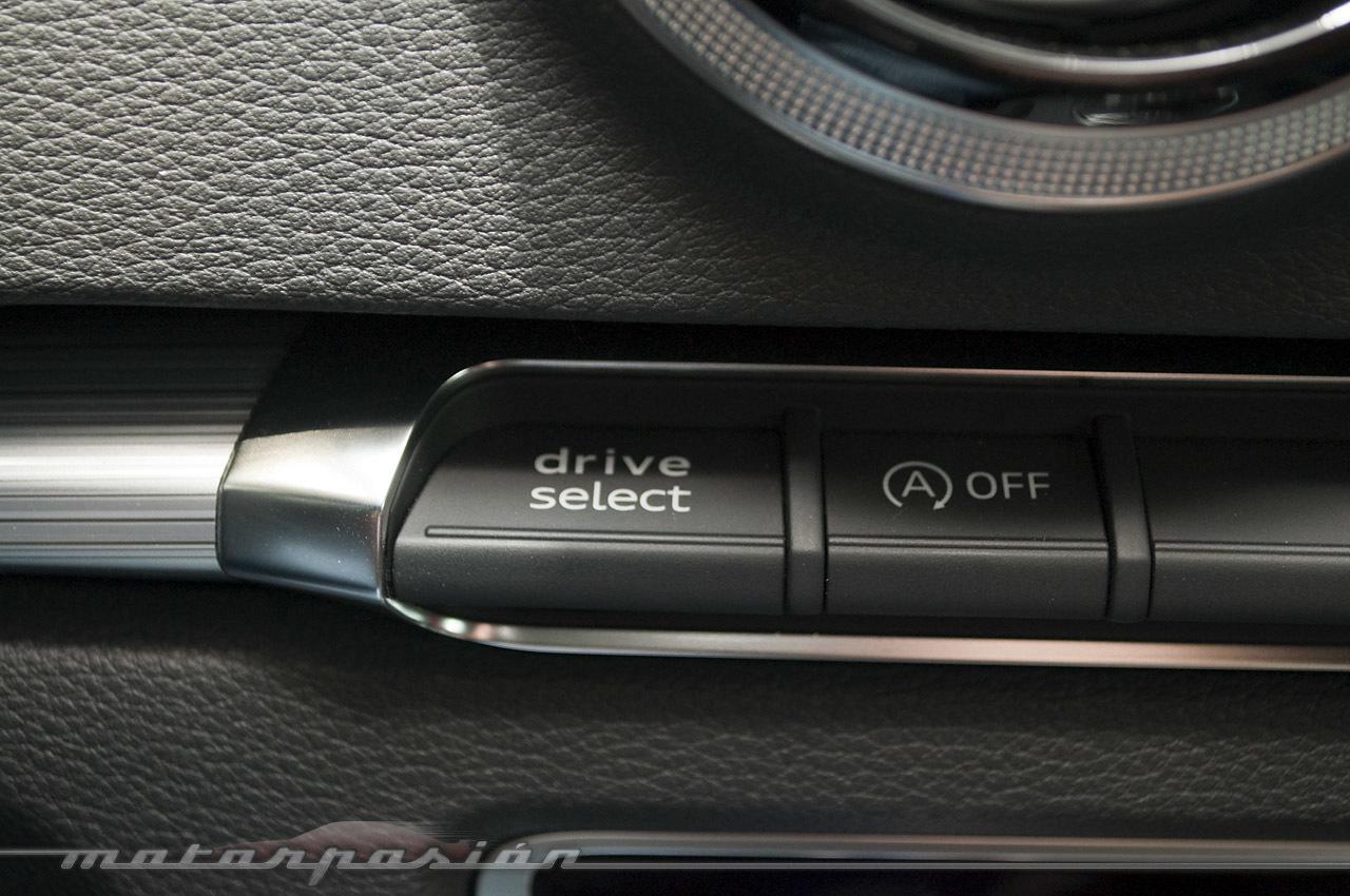 Foto de Audi A3 presentación (39/39)