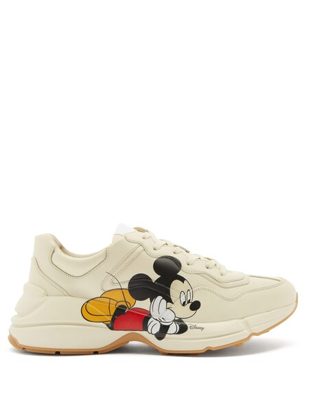 Mickey Mouse Sneakers 04