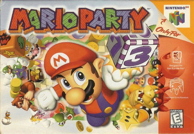 Mario Party (Hudson Soft; Nintendo)