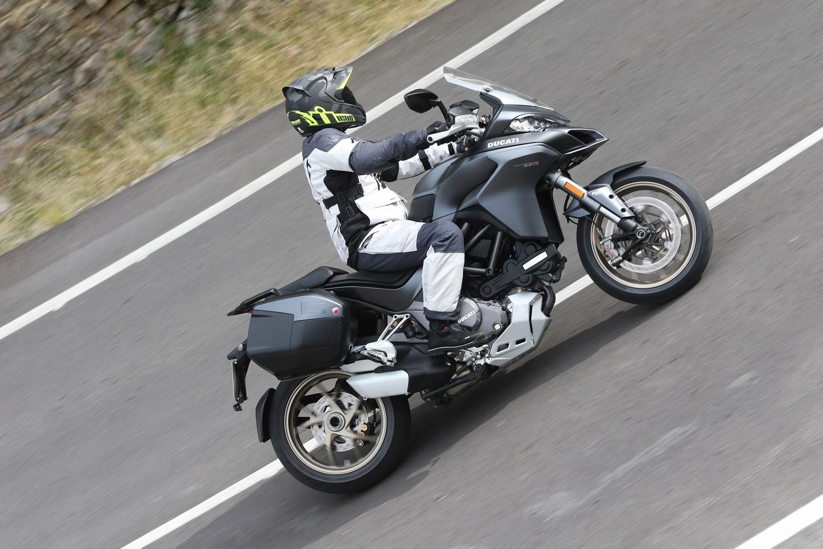 Foto de Ducati Multistrada 1260 2018 prueba (2/21)