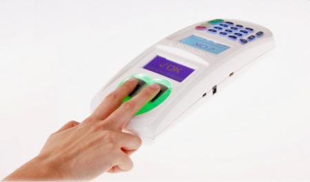 Paytouch: puedes pagarme con los dedos