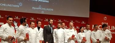Dani García se lleva la esperada tercera estrella Michelin, en una gala que confirma 20 primeras distinciones en toda España