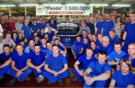 El Fiat Panda alcanza el millón y medio de unidades vendidas