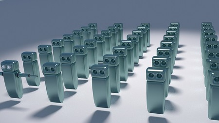 La ética de las futuras máquinas de guerra autónomas