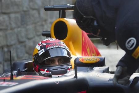 Buemi Red Bull F1